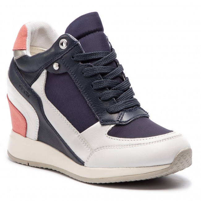 a78a6196a9 Sneakers GEOX - D Nydame D540QA 08511 C0899 White/Navy