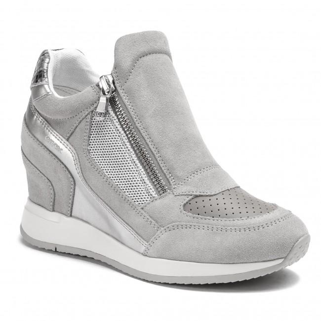 Geox NYDAME Sneaker low light grey