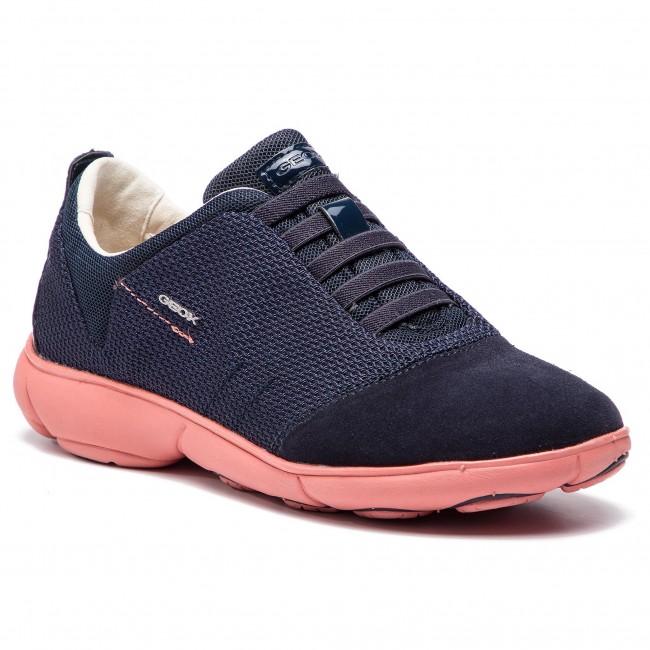 d7d4e6363c Shoes GEOX - D Nebula C D621EC 01422 C4002 Navy