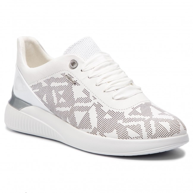Sneakers GEOX D Theragon C D828SC 00085 C1001 White