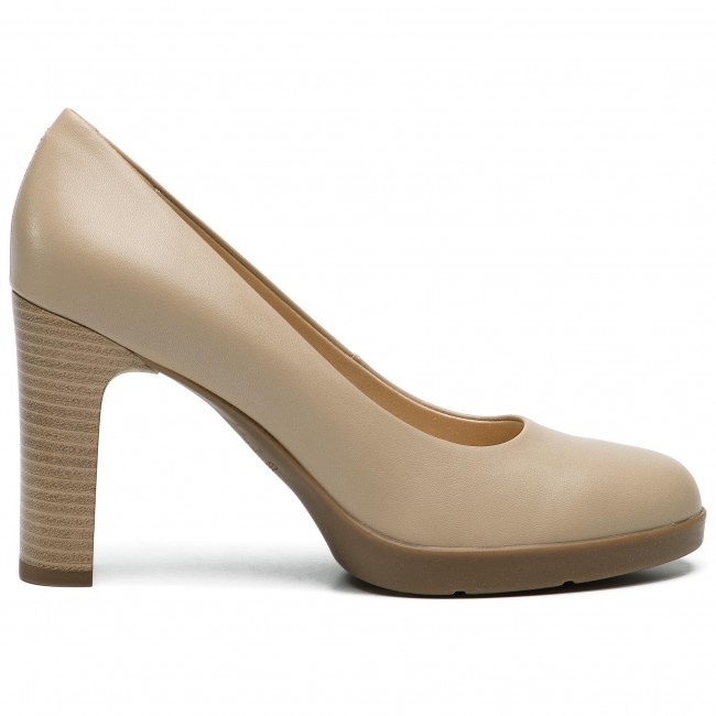 Shoes GEOX D Annya H. A D84AEA 000KF C5000 Beige