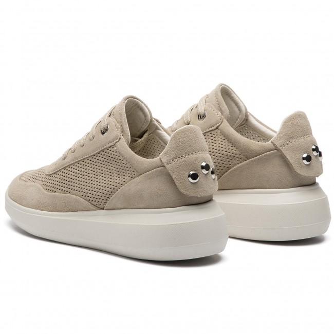 Sneakers GEOX D Rubidia A D84APA 00022 C6738 Lt Taupe