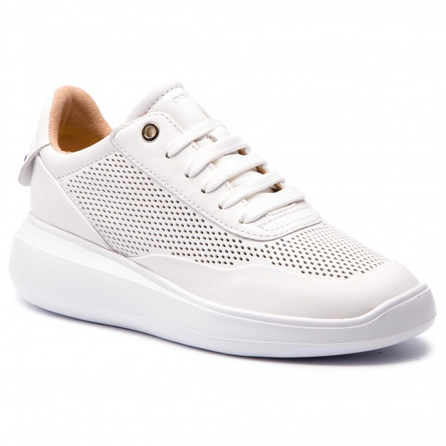 Sneakers GEOX - D Rubidia A D84APA