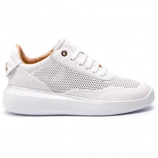 Sneakers GEOX D Rubidia A D84APA 00085 C1000 White