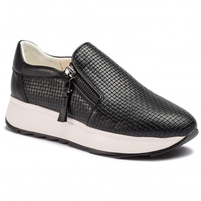 Sneakers GEOX D Gendry A D925TA 0QU85 C9999 Black