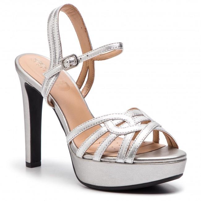 096e2b6da8 Sandals GEOX - D Felyxa A D92CHA 000KY C1007 Silver