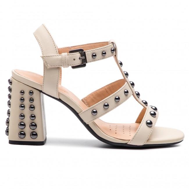 Sandals GEOX D Seyla S.H. B D92DTB 00043 C5002 Cream