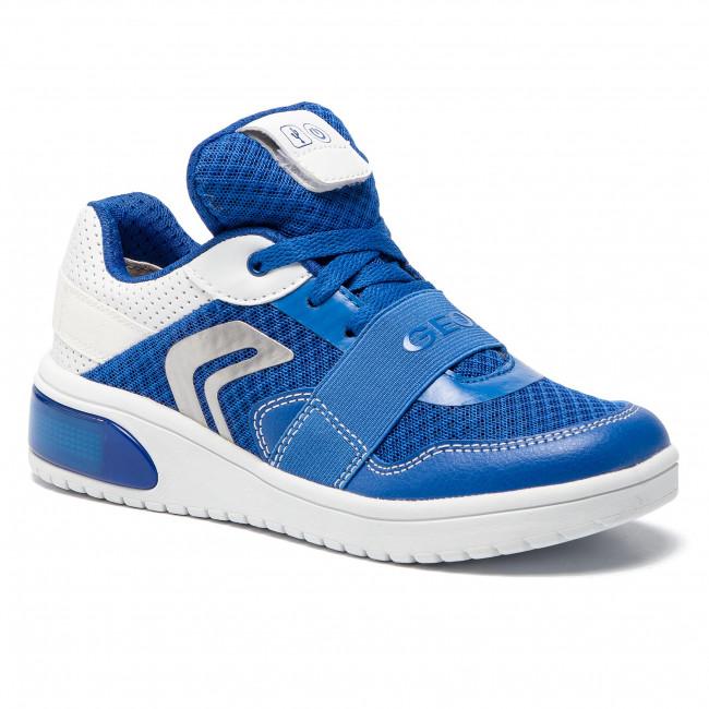 Sneakers GEOX - J Xled B. B  J927QB 01454 C0432 S  Royal/White