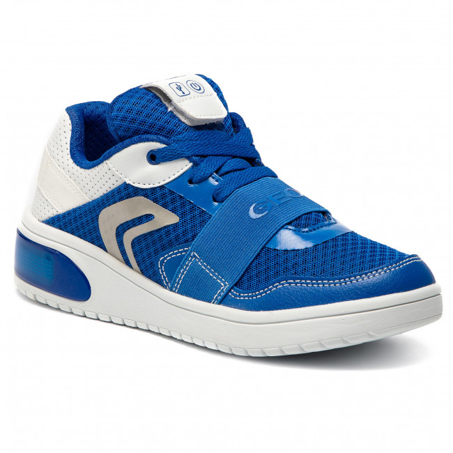 Sneakers GEOX - J Xled B. B J927QB 01454 C0432 D Royal/White