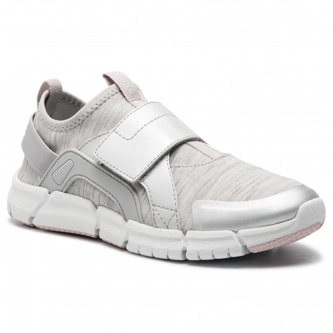 3ee2268f83 Sneakers GEOX - J Flexyper G. A J929LA 0GHNF C1010 D Lt Grey