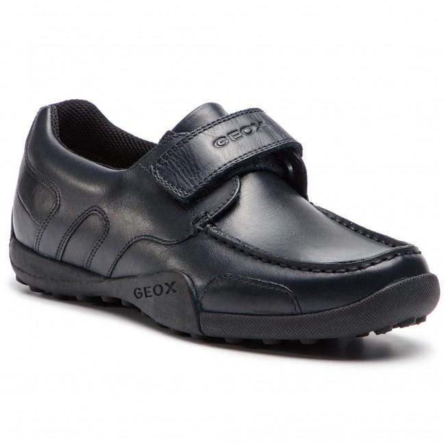 Shoes GEOX - J W.Snake Moc B J9309B 00043 C4002 D Navy