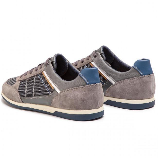 Sneakers GEOX U Renan B U824GB 02011 C1006 Grey JCode