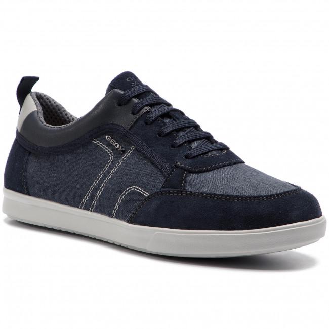 Sneakers GEOX U Walee A U922CA 0NB22 C1006 Grey