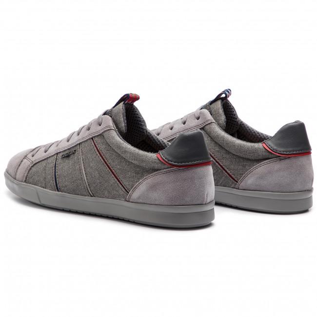 Sneakers GEOX U Walee B U922CB 0NB22 C1071 GreyStone