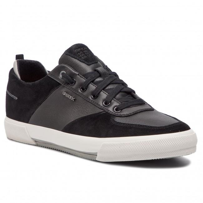Poderoso oler satisfacción  Sneakers GEOX - U Kaven A U926MA 022ME C9999 Black - Sneakers ...