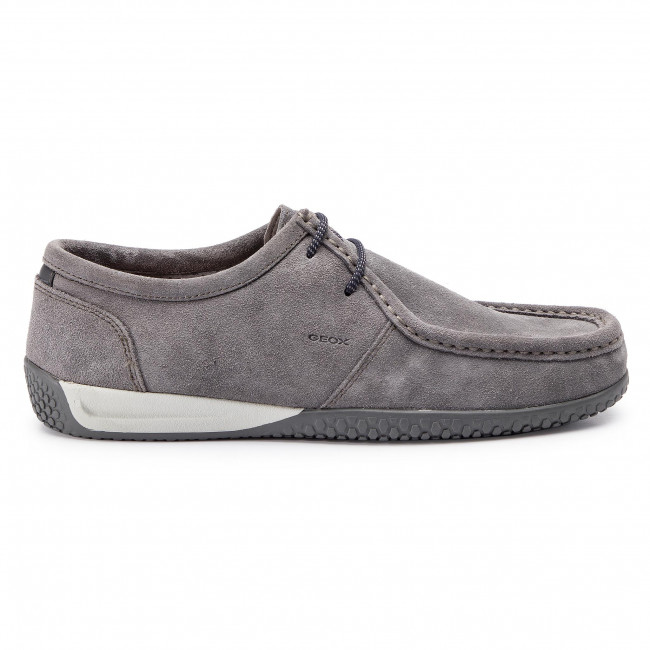 Moccasins GEOX U Delrick B U927AB 00022 C1006 Grey
