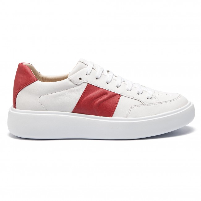 Sneakers GEOX U Ottaya B U927BB 08554 C0050 WhiteRed sP0aR