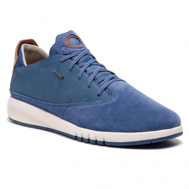 Sneakers GEOX U Aerantis A U927FA 02243 C4001 Jeans