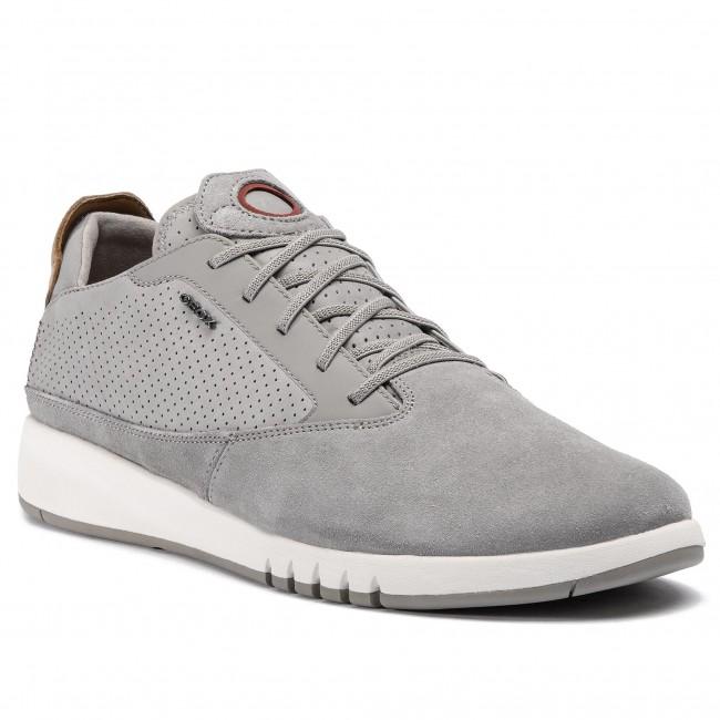Sneakers GEOX U Aerantis A U927FA 02243 C9007 Stone
