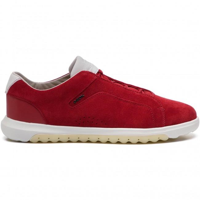 Shoes GEOX U Nexside A U927GA 00022 C7000 Red