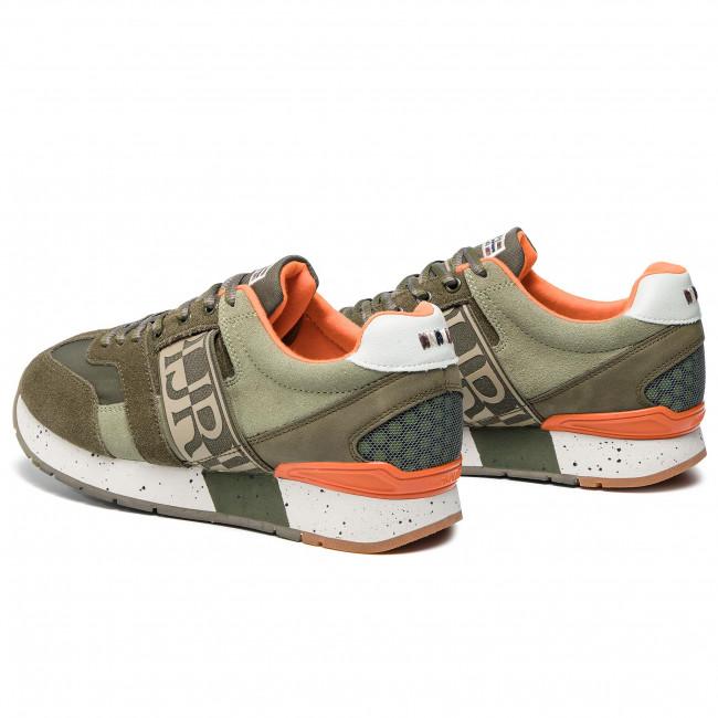 Sneakers NAPAPIJRI Rebut N0YK7I Mes New Olive Green GD6