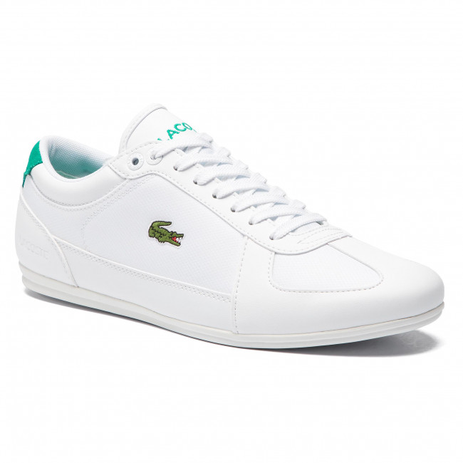d5630f122 Sneakers LACOSTE - Evara Sport 119 1 Cma 7-37CMA0034082 Wht/Grn - Sneakers  - Low shoes - Men's shoes - efootwear.eu