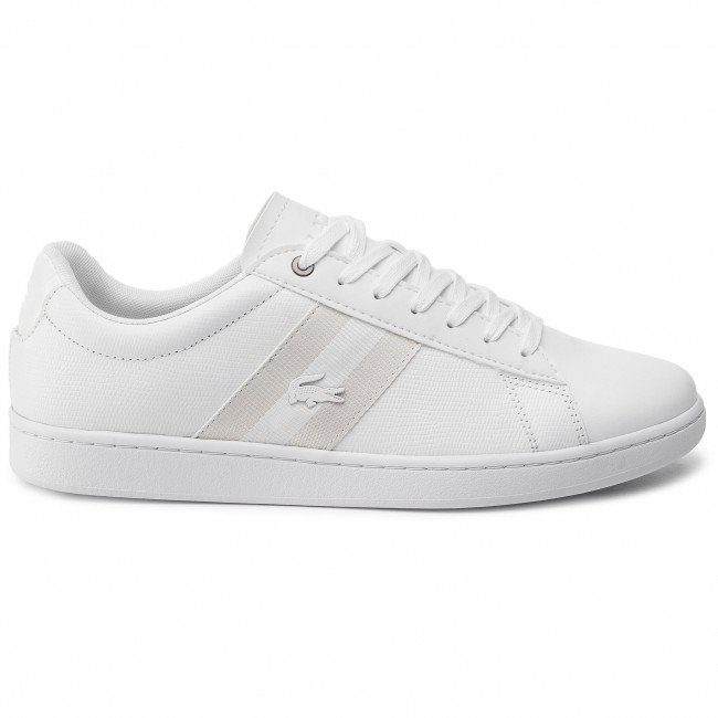 4ebb0336c Shoes LACOSTE - Carnaby Evo 119 5 Sma 7-37SMA001221G Wht/Wht
