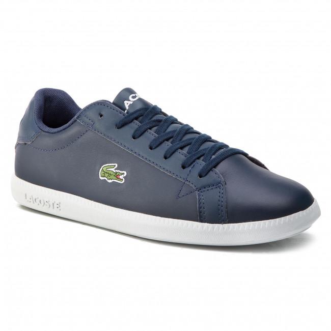 Sneakers LACOSTE Graduate Bl 1 Sma 7 37SMA0053092 NvyWht
