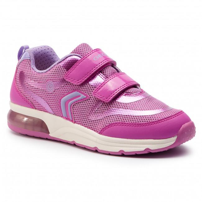 Sneakers GEOX B Shaax G. B B8433B 0HIQD C8006 M Dk Pink