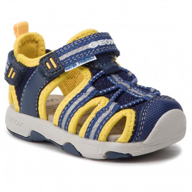 Sandals GEOX B Sand.Multy B. B B920FB 01415 C0657 M NavyYellow