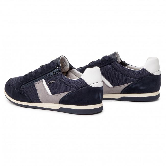 Sneakers GEOX U Renan C U924GC 02214 C4002 Navy 1vGmX