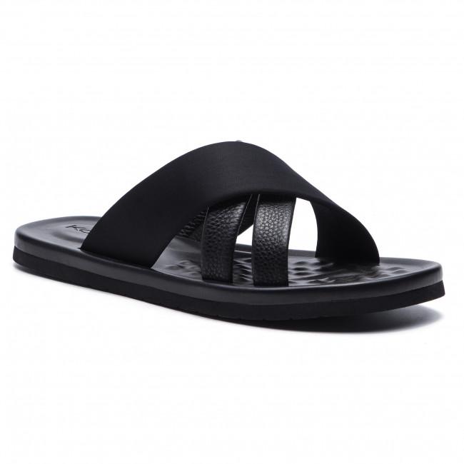 Slides KAZAR - Hakone 37133-01-00 Black
