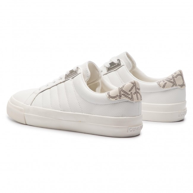 Sneakers Calvin Klein Vance E4455 White Sneakers Low Shoes Women S Shoes Efootwear Eu