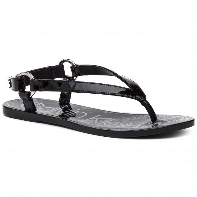 Sandals CALVIN KLEIN - Julissa E8855 Black