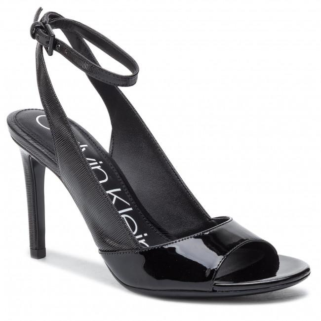 Sandals CALVIN KLEIN - Rad E8924 Black