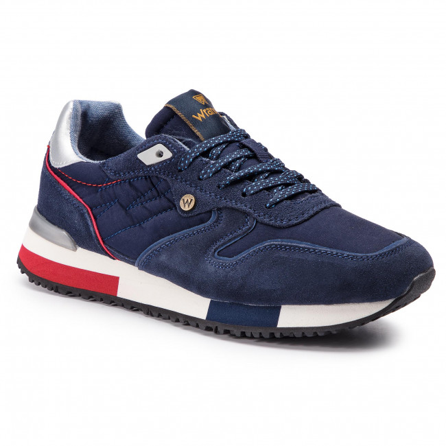 Sneakers WRANGLER - Forest WM91050A Navy 016