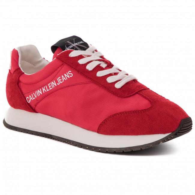 Sneakers CALVIN KLEIN JEANS - Jerrold S0581 Tomato