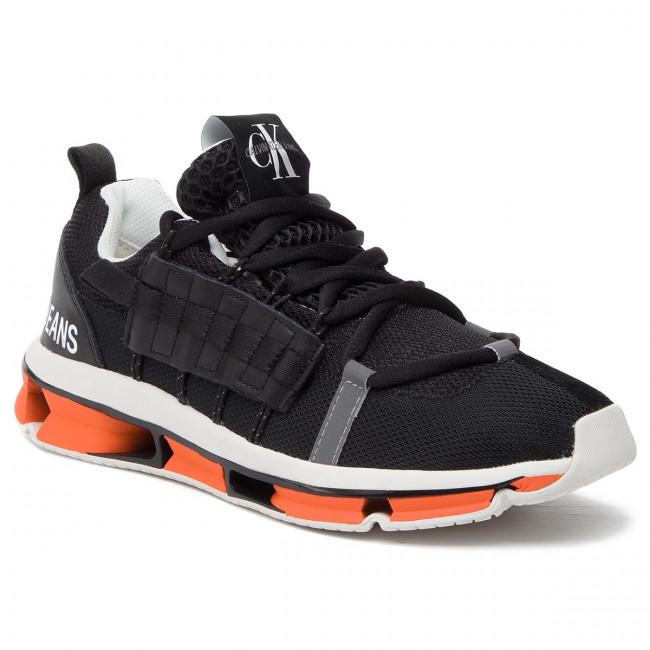Sneakers CALVIN KLEIN JEANS - Lex S0589 Black