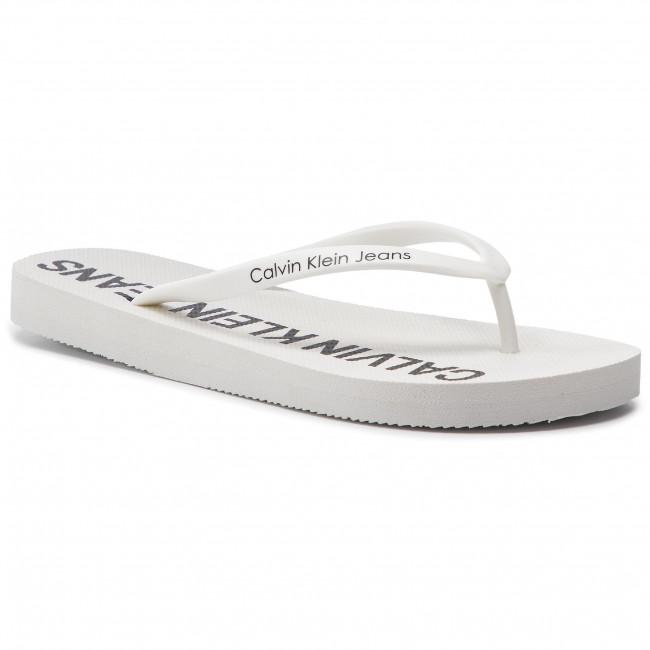 Slides CALVIN KLEIN JEANS - Dori R7783 Bright White