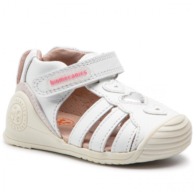 Sandals BIOMECANICS - 192111 C/Blanco