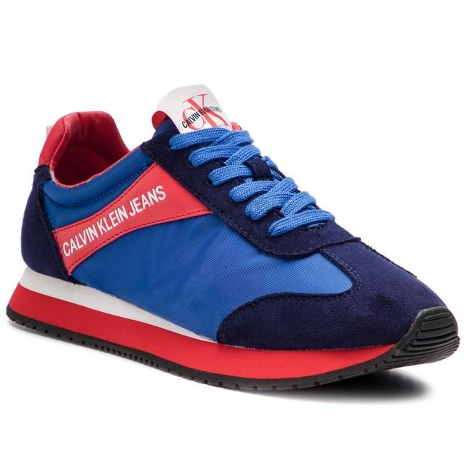 Sneakers CALVIN KLEIN JEANS Jill R8527 Multi Blue