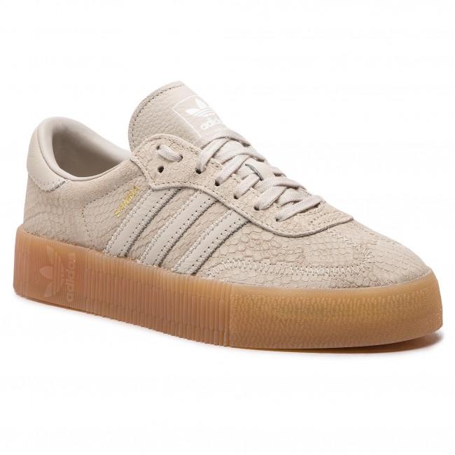 Amazonas duradero en uso auténtico auténtico Shoes adidas - Sambarose W B28163 Cbrown/Cbrown/Gum3 - Sneakers ...