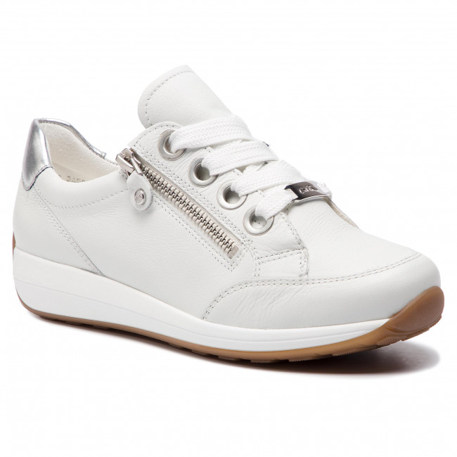 new product 045b2 ec0be Sneakers ARA - 12-34587-07 Weiss/Silber