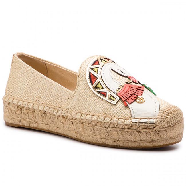 5b2ecb6ea Espadrilles TORY BURCH - Parrot Espadrille 53739 Natural/Multi Multi 261 -  Espadrilles - Low shoes - Women's shoes - efootwear.eu