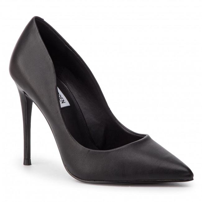 Stilettos STEVE MADDEN - Daisie SM11000040-03001-017 Black Leather