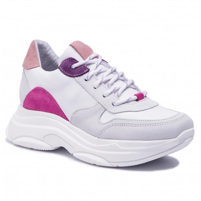 Libro Anónimo sexual  Sneakers STEVE MADDEN - Zela SM11000314-03005-077 White/Multi - Sneakers -  Low shoes - Women's shoes | efootwear.eu