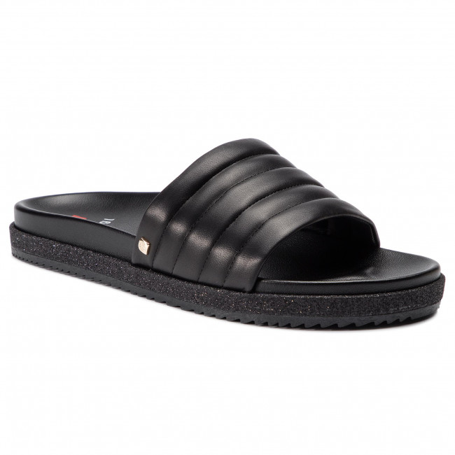 shop low cost buy good Slides HÖGL - 7-100200 Black 0100 - Casual mules - Mules - Mules ...
