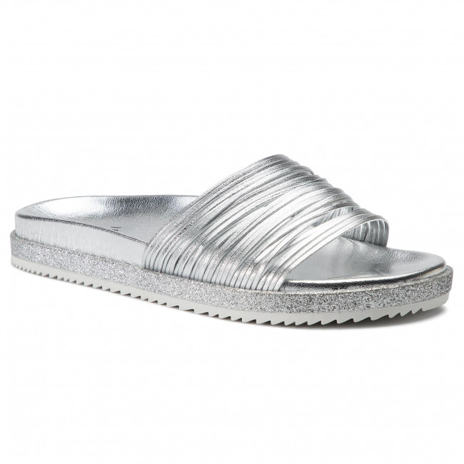the latest crazy price huge discount Slides HÖGL - 7-100221 Silver 7600 - Casual mules - Mules - Mules ...