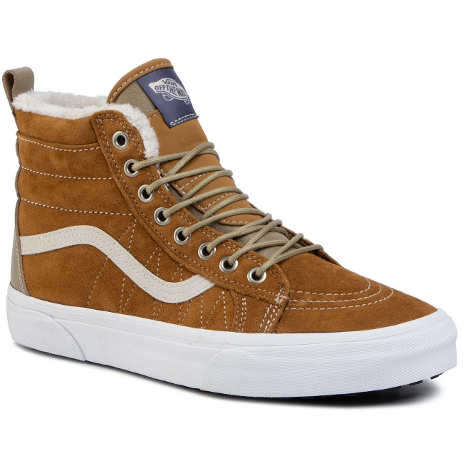 Sneakers VANS SK8 Hi Mte VA33TXUQ8 (Mte) CuminSlate Green