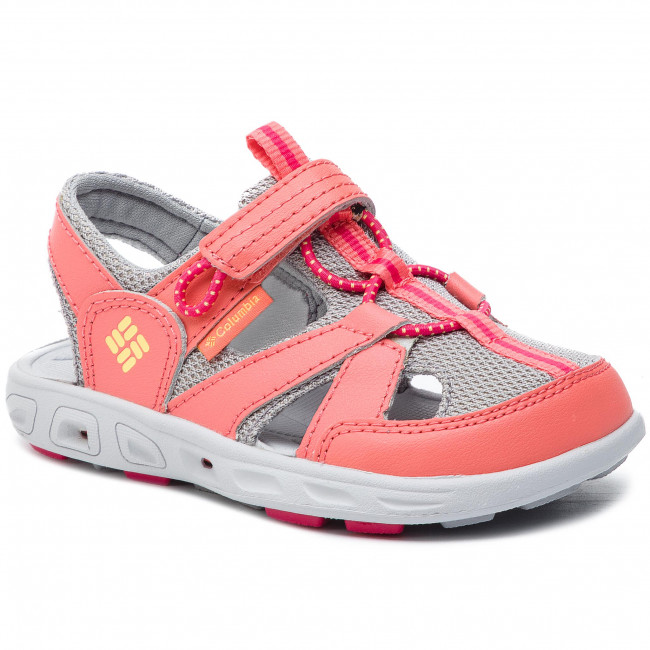 Sandals COLUMBIA - Childrens Techsun Wave BC2082 Hot Coral/Sweet Corn 810